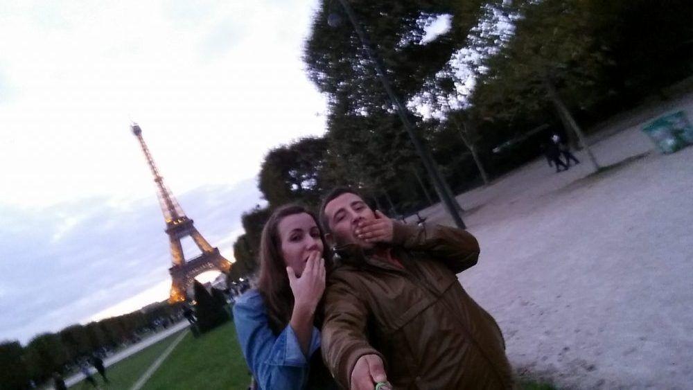 picnic en París