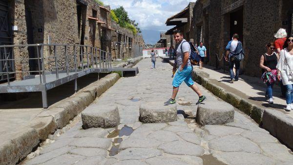 Que visitar en Pompeya