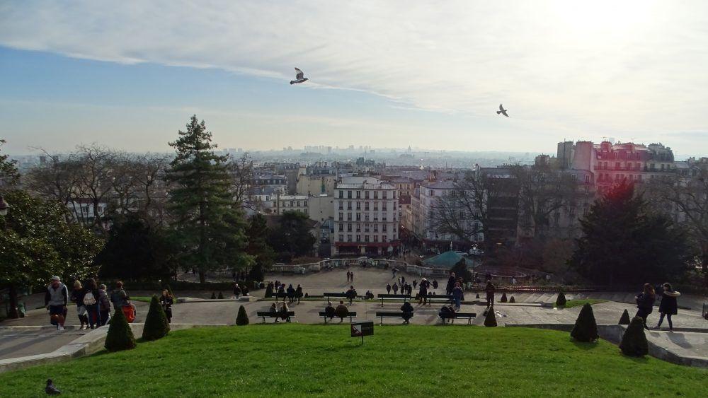 Actividades en París