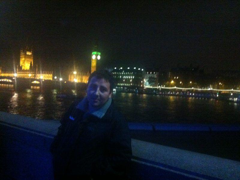 3 días en Londres