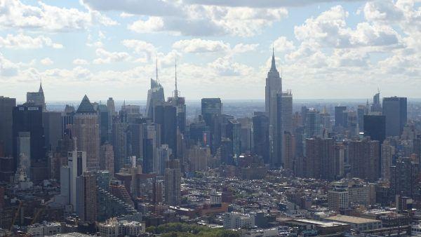 TOUR ENHelicóptero POR Nueva York