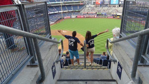 Como ir a un partido de los Yankees