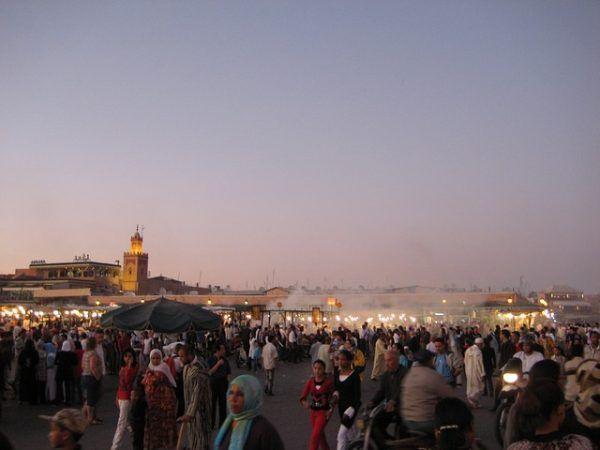 presupuesto para Marruecos