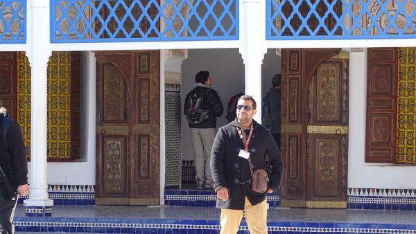 Tour por la medina de Marrakech