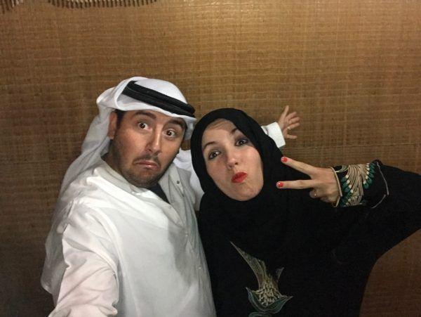Tour al desierto de Dubai