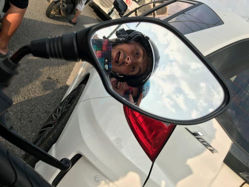 Alquilar una moto en Tailandia