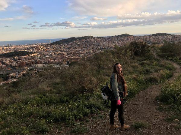 Columpio de Barcelona