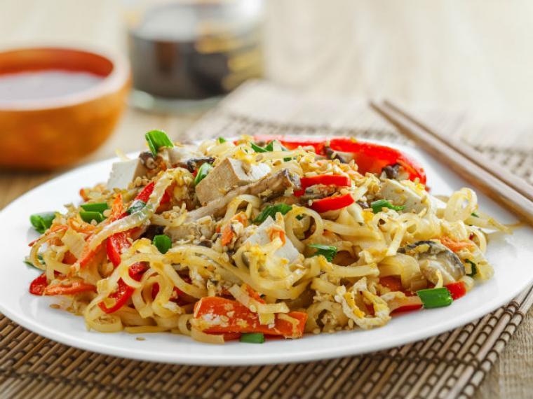 comer en Tailandia