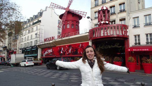 ruta por París