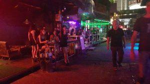 Barrios rojos de Bangkok
