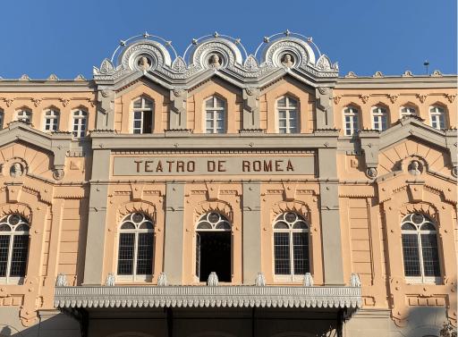 Ruta a Pie por Murcia