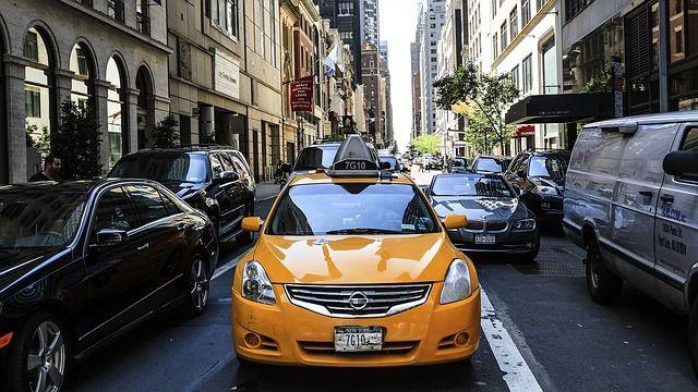 Taxi desde el aeropuerto a Manhattan