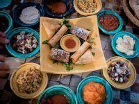 que comer en Marruecos