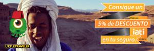 Seguro de viajes para viajar a marruecos con niños