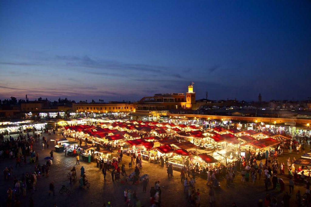 Como viajar a Marruecos barato