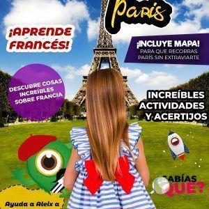 Guía de viajes para niños París