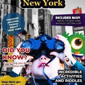 Guías de viaje para niños de Nueva York