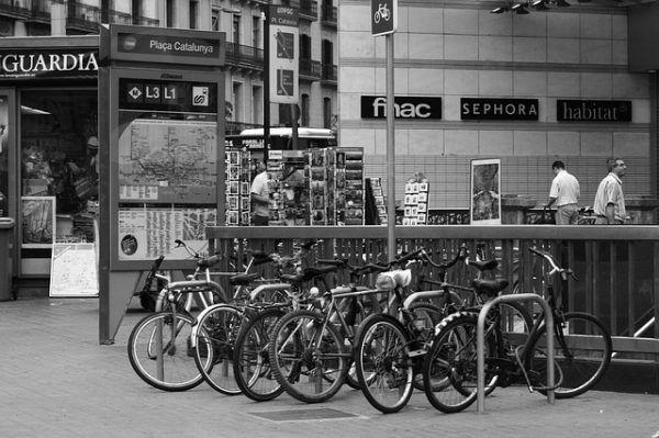 Metro de Barcelona. Como moverse por Barcelona con niños