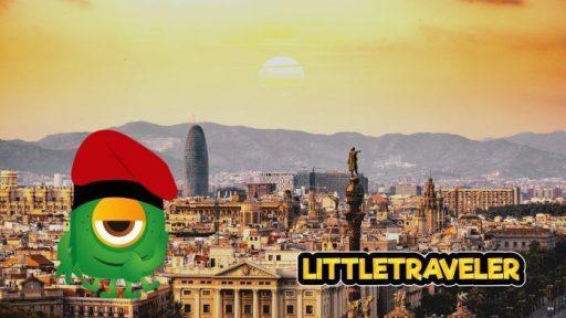 guía para viajar a Barcelona con niños. viajar con niños a Barcelona