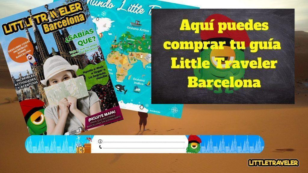Guía de viajes para niños de Barcelona