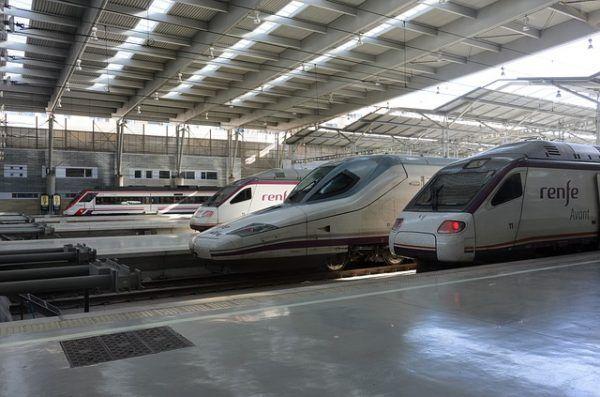 viajar a Barcelona en tren