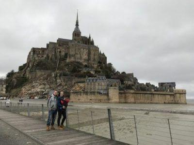 que ver en Mont Saint-Michel