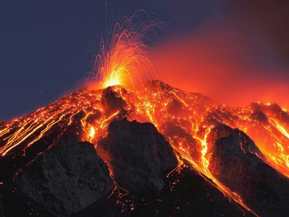 Volcán de Stromboli
