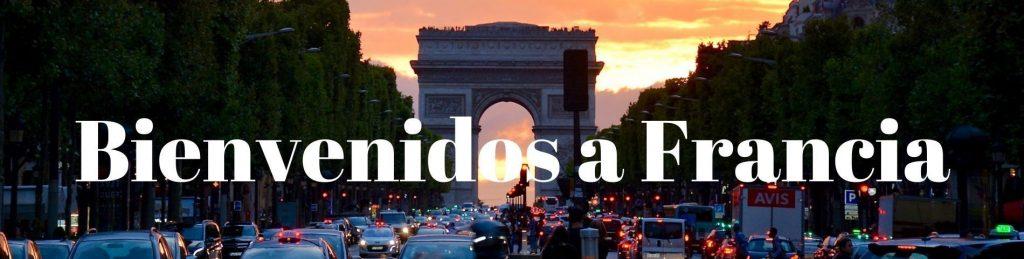 guía de viajes a Francia