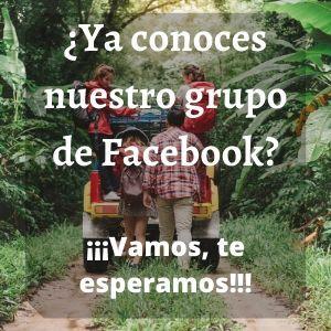 ahorra y viaja en Facebook