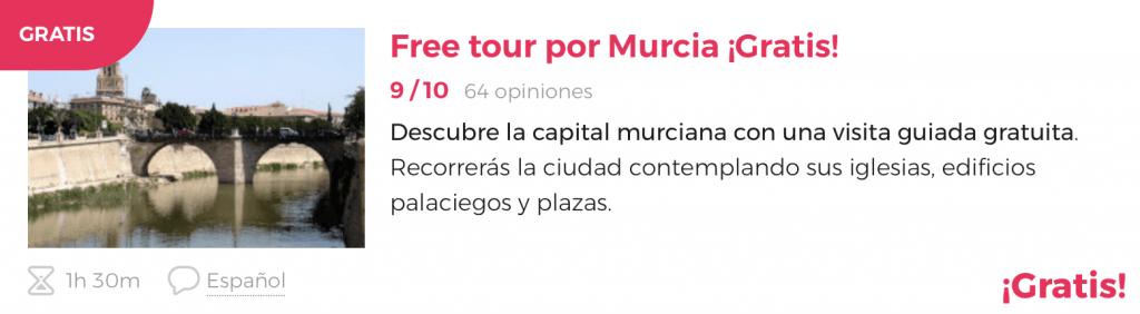 Que hacer por Murcia