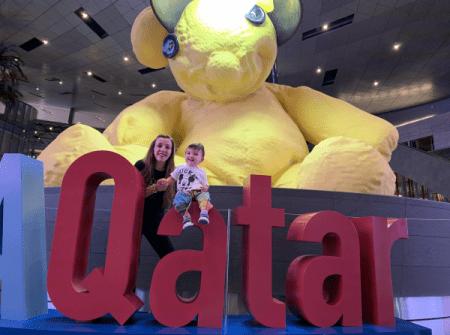 Como llegar a Doha