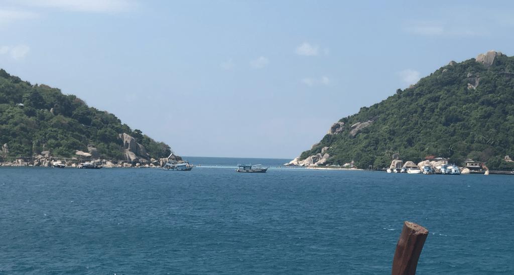 miradores de Koh Tao