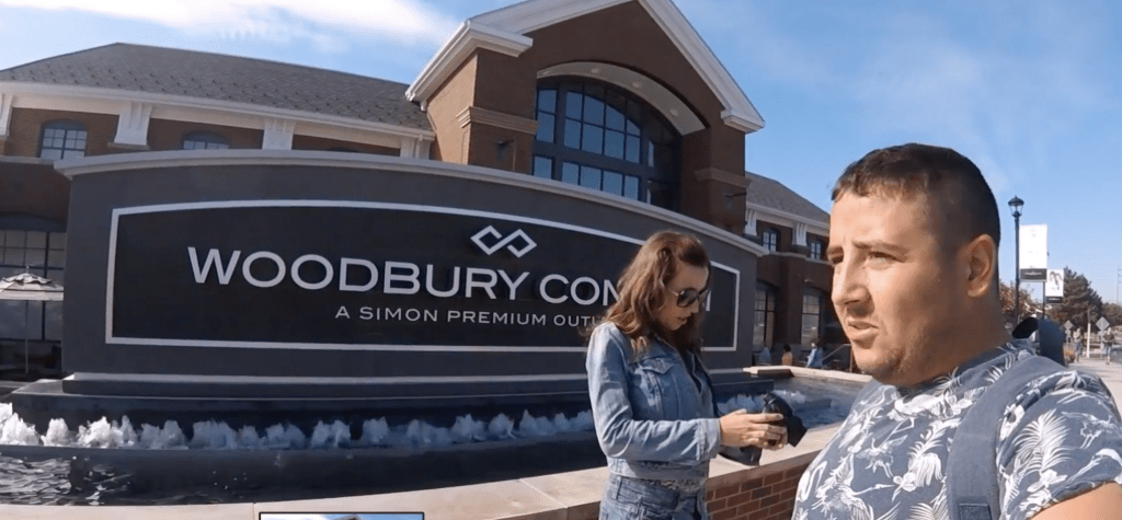 Woodbury Common outlet de Nueva York