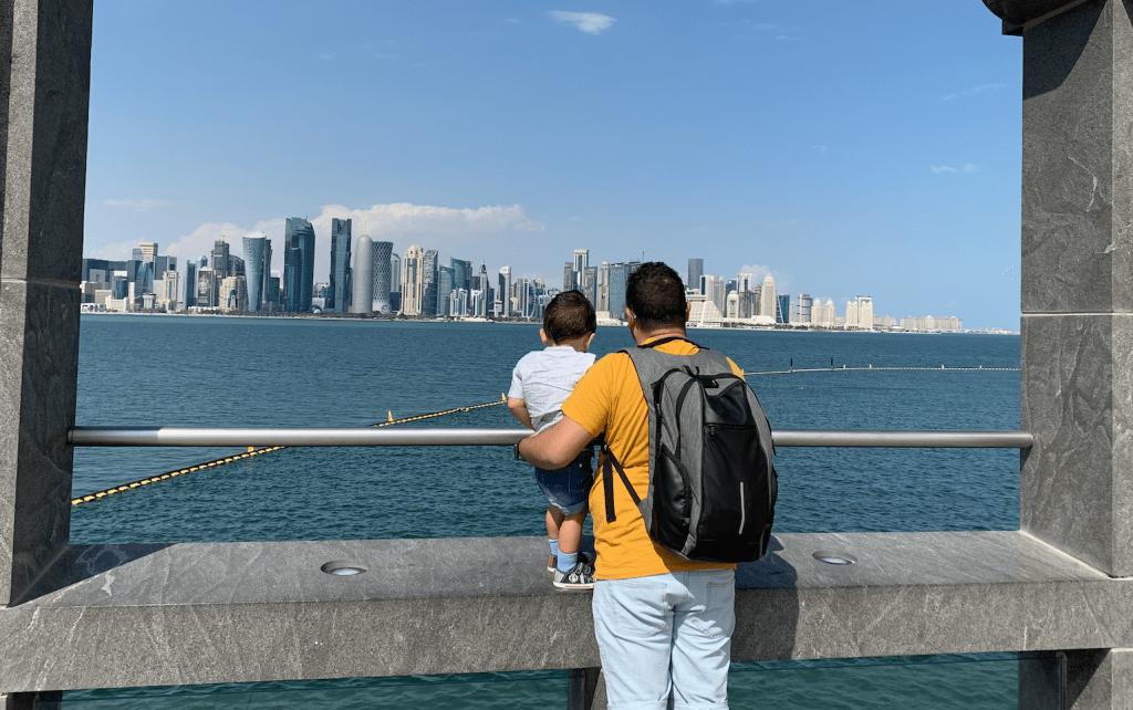 Doha ahorra y viaja