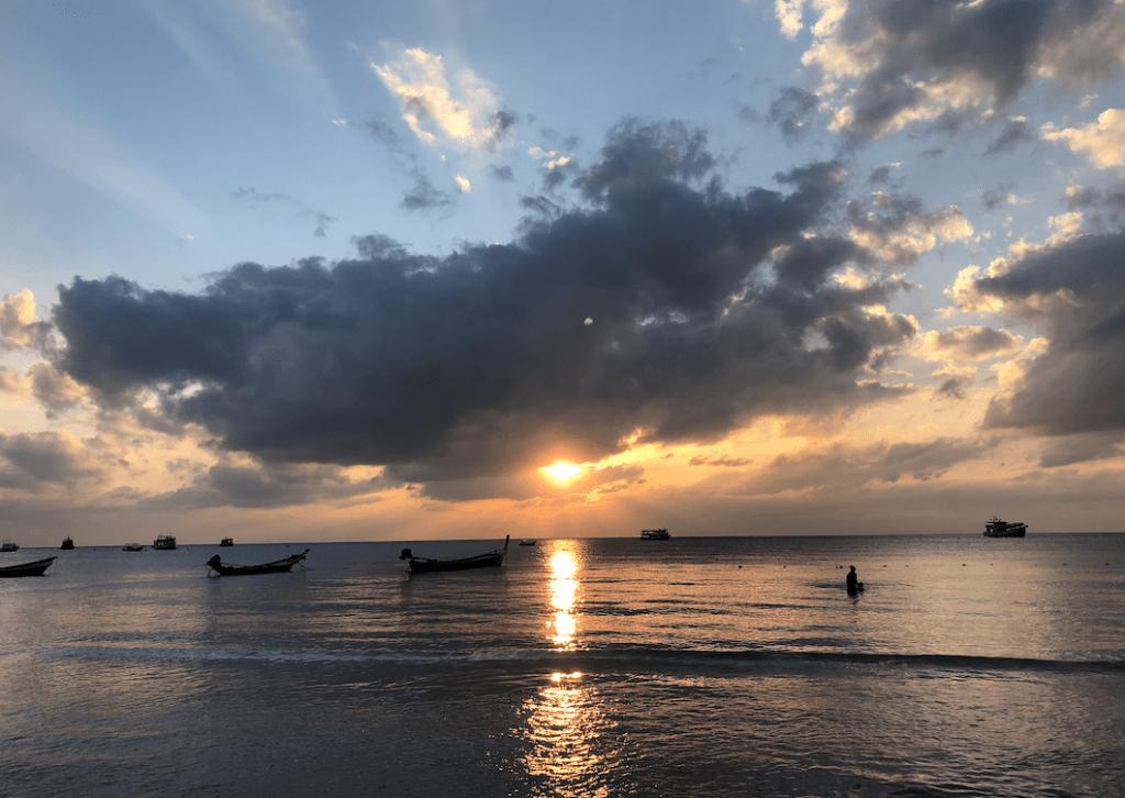 las mejores playas de koh tao