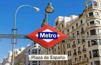 metro de Madrid aeropuerto de Madrid