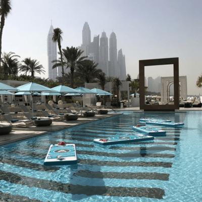 Beach Club de Dubai