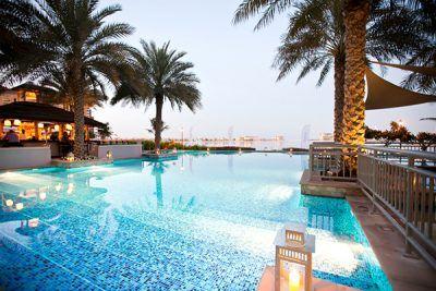 playas privadas en Dubai