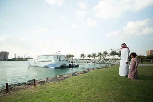 viaje con niños a Dubai
