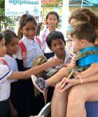 Tiempo en Camboya