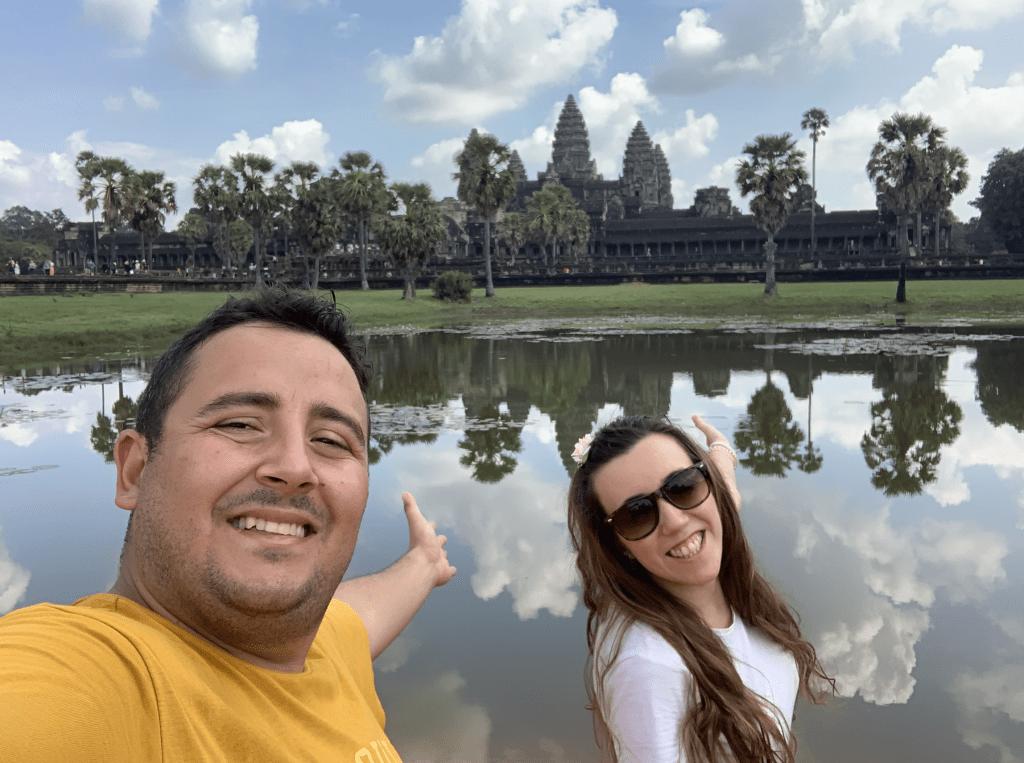 vacunas para viajar a Camboya