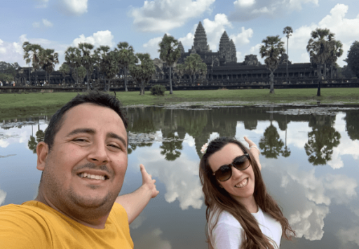 video guía de Camboya