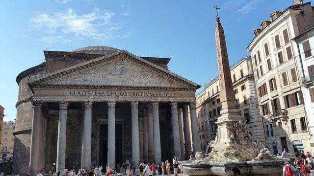 El patenon ciudades de italia