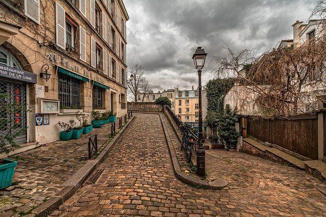 el tiempo en París
