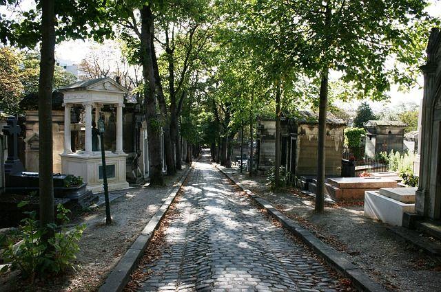 Sitios desconocidos de París