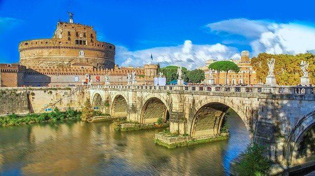 ciudades de Italia Roma