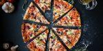 comida Italiana. la pizza