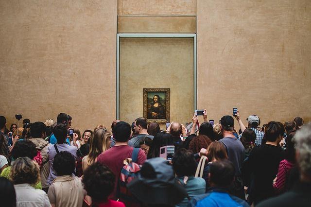 las mejores obras del museo del Louvre