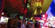 Mercadillos de Navidad de París