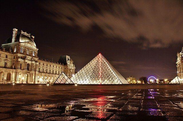 Museo del Louvre. Museos de París